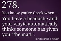 I am Greek!!!