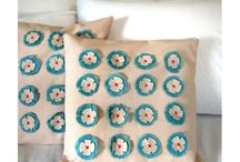 Felt Pillow - Vilt Kussen