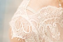 Lace & tulle / Lace and tulle inspirations