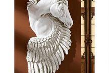roman angel tattoo greek mythology