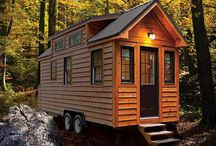 Tiny Houses / by Shelley Acker