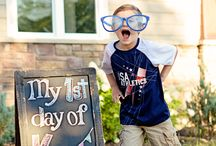 First Day of School / by Kristine Shirk