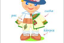 STRÓJ PODHALAŃSKI / Górale z Podhala do dziś dumni są ze swoich obyczajów i stroju, który noszą podczas uroczystości rodzinnych, kościelnych lub państwowych.