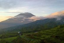 Mount Abang Trekking