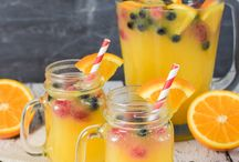 punch recipes non alcoholic