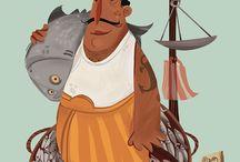 κυνηγοσ-ψαρασ