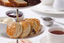 FOOD: Afternoon Tea / Afternoon Tea snacks