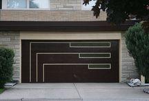 Garage Door / Match front door?