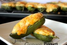 Recipes - Appetizers / Appetizers ideas and recipes