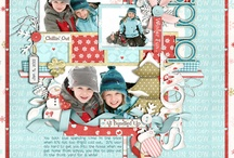 Winter Layouts / by Robin Williams
