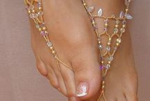 Accessories - anklets / by Leticia Escabi