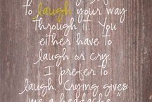 quotes / by Leah Lenhardt