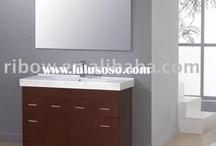 Bathroom sinks and fixtures
