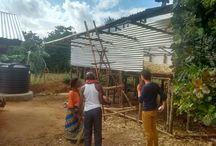 Kisiwa school en boerderij