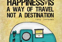 Travel Quotes / A selection of quotes found about #travel