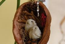Домик в орехе
