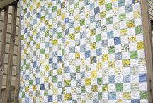 Quilts -Postage Stamp