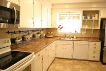 Kitchen Ideas / by Dianne Fleming Caldwell