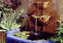Mexican fountains