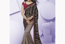 CATALOGS- SANCHITA - Designer Semi Embroidery Sarees / We are pleased to launch our new SANCHITA Designer Semi Embroidery Sarees Catalogue. In this new product catalogue you will be able to find: View more at www.laxmipati.com