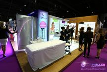 Grand introduction Dr. Muller Beauty Light Therapy at Beauty World Middle East 2016 in Dubai / The newest addition to our Dr. Muller product range - The Beauty Light Therapy device - has been introduced at the Beauty World Middle East exhibition, held in Dubai.  The Beauty Light Therapy  combines three different light sources in one device - for rejuvenation, anti-pigmentation and anti-acne.   More information can be found at BeautyLightTherapy.com
