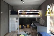 INTERIORS • LOFT BEDS