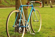 #BrooksBest / A collection of your bicycles and Brooks England saddles.