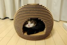 About a cat... / Diy for cats