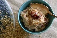 OTHER'S RECIPES: Brown Rice / Healthy recipes for brown rice I've found around the web. / by Uncomplicated Cooking