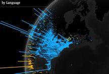 Data Visualization (Infographics, Interactive, etc...).
