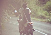 Bikes, Freedom & Woman