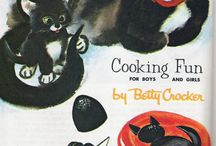 vintage delectables & cookbooks