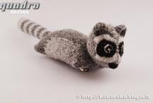 Kukuruku creatures / Various animals and creatures that come from Kukuruku.