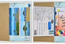 Traveler's Notebook PenPal Journal