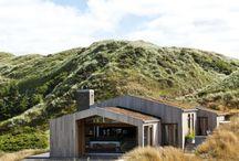 Sommerhus ved vesterhavet