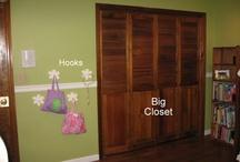 Organizing Kid Stuff / by Kimberly Kovach