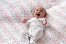 Bernat Baby Patterns / Knit and crochet projects made from our Bernat Baby Yarn / by Yarnspirations