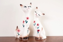 Salt and pepper shakers / by Kimberly Georgeson