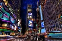 New York!!!!  / by Brandy Maffei