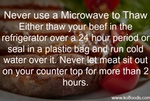 Cooking Tips - Grass-Fed Meat