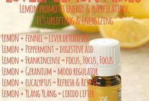 Essential oils / Good oils for ailments & wellbeing