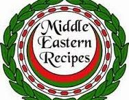 Food on Friday:  Middle Eastern / To add to this collection of Middle Eastern inspired food, just pop over to Carole's Chatter