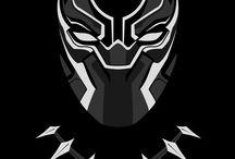 .black panther.