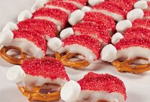 Christmas Cookies & Sweets / Cookie platter ideas for the holidays.