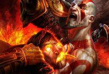 GOD OF WAR- Игры