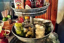 Bloody Mary Bar Ideas