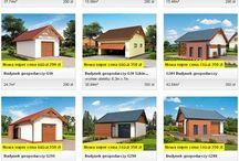 Budynki Gospodarcze / Budynki Gospodarcze. http://www.pro-arte.pl/projekty-budynkow-gospodarczych/