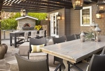 Outdoor Living Areas / by Linda Barta Clevenger