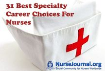 Nursing Specialities / by Nurse Journal