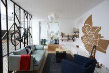 Creative apartments